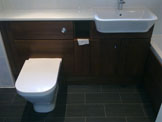 Main Bathroom in Aston, Near Witney, Oxfordshire - August 2011 - Image 2