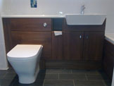 Main Bathroom in Aston, Near Witney, Oxfordshire - August 2011 - Image 3