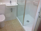 Shower Room in Summertown - September 2011