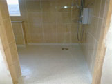 Wet Room in Bicester, Oxfordshire - November 2011 - Image 1