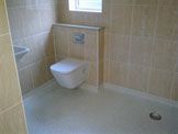 Wet Room in Bicester - November 2011
