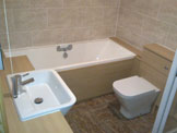 Bathroom in Standlake - December 2011