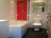 Bathroom in Botley, Oxford, August 2012