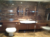 Wet Room in Standlake, Oxfordshire, September 2012 - Image 1