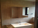 Ensuite in South Leigh, Witney, Oxfordshire, October 2012