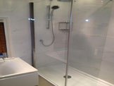Bathroom and Shower Room (start to finish), Headington, Oxford, December 2012 - Image 38