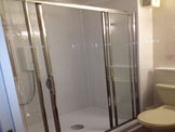 Shower Room, Botley, Oxford, January 2013 - Image 1