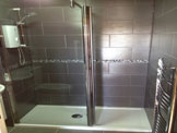 Shower Room, Eynsham, Oxfordshire, March 2013