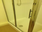 Shower Room, Homewell House, Kidlington, Oxford, November 2013 - Image 4