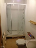 Shower Room, Cowley Road, Oxford, February 2014 - Image 1