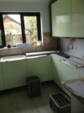Kitchen, Wantage, Oxfordshire, April 2014 - Image 1