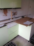 Kitchen, Wantage, Oxfordshire, April 2014 - Image 2