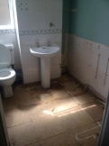 Shower Room, Woodstock, Oxfordshire, May 2014 - Image 1