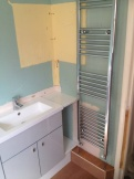 Shower Room, Woodstock, Oxfordshire, May 2014 - Image 7