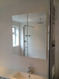 Shower Room, Woodstock, Oxfordshire, May 2014 - Image 16