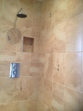 Wet Room, Merton, Bicester, Oxfordshire, June 2014